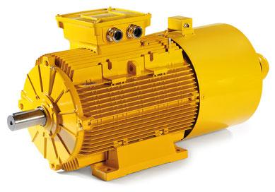 Motoren Serie TH, Serie MAR  - ELECTRO ADDA S.p.A. - TECHTOP ADDA MOTOR GmbH