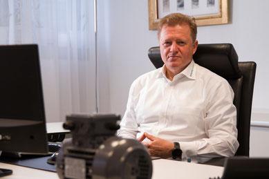 Geschäftsführer  Dipl.-Ing. Hagen Christian Schramm - TECHTOP ADDA MOTOR GmbH in Rodgau