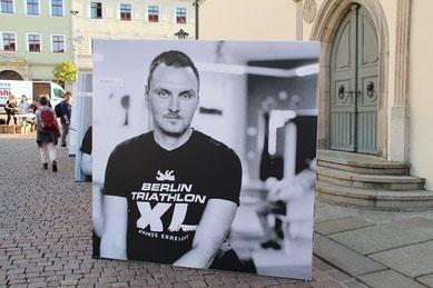 Konrad Kliemank, Mitarbeiter der Lebenshilfe Pirna-Sebnitz-Freital e.V.