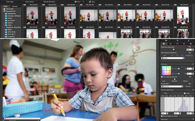 DPP digital photo professional cull and edit pictures