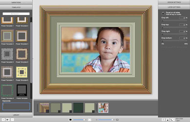 Imageframer, might be the best frames maker