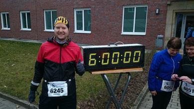 6h-Lauf in Münster