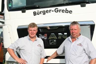 Tobias und Reinhard Bürger-Grebe
