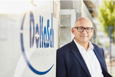 … and Andreas Seitz, Managing Director DoKaSch Temperature Solutions  -  image courtesy of DoKaSch TS