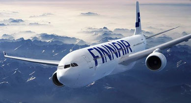 Finnair's source of hope: Airbus A350 / pictures: company courtesy