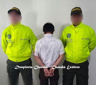 Foto fuente Policía Nacional