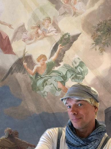 Restaurator Vergolder Freskenmaler