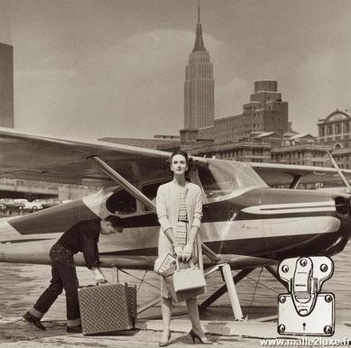 new york malle louis vuitton luxe transport aerien