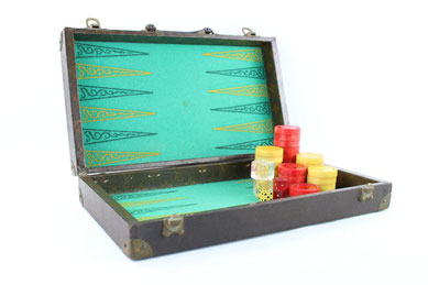 Valise Backgammon Louis Vuitton 1950