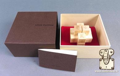 jeu de société pateki 2006 réédition Louis Vuitton jeu bois