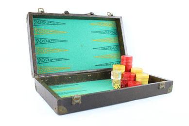 Valise Backgammon Louis Vuitton 1950