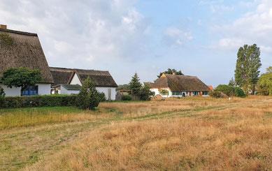 Die Schönheit ist überwältigend, der Start unserer Wandertour begann in Neuendorf