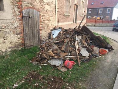 Was wird nun aus dem Müllberg an der Alten Mühle in Ribbensdorf?