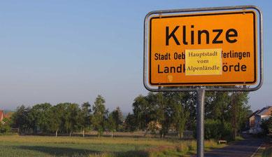 Klinze, die Hauptstadt vom Alpenländle