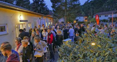 Geschätzte vierhundert Filmfreunde trafen sich beim 5. Filmfestival Arendsee.