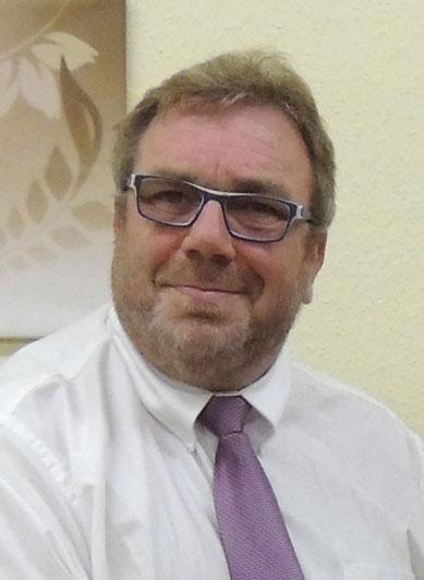 Hans-Werner Kraul, der neue Bürgermeister der Einheitsgemeinde Stadt Oebisfelde-Weferlingen