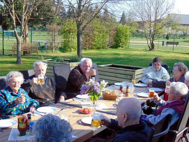 Gemeinsamkeit wird groß geschrieben im Seniorenzentrum Flechtingen