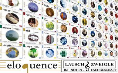 Klassische Musik auf CD zum günstigen Kennenlernpreis - bei Lausch & Zweigle