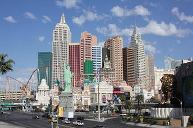 Foto:  Hotel New York New York, Las Vegas