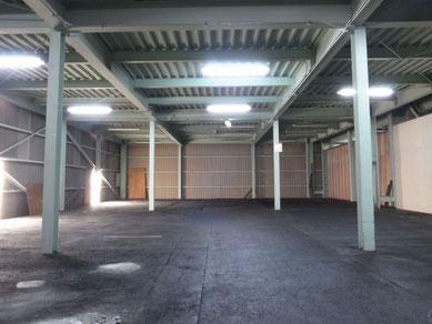 倉庫内写真2 階西側