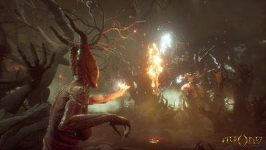 Agony spielt in einer surrealen Welt. Bilderquelle: Madmind