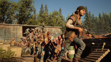 Days Gone Gameplay Preview