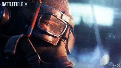 Screenshot aus dem Multiplayer-Modus von Battlefield 5. Bild: EA