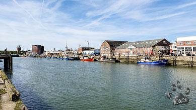 Cuxhaven - Meinkenkai