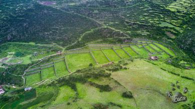 Tipón - Ruinen und Terrassen aus der Inkazeit