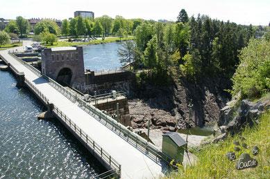 Wasserkraftwerk Vattenfall