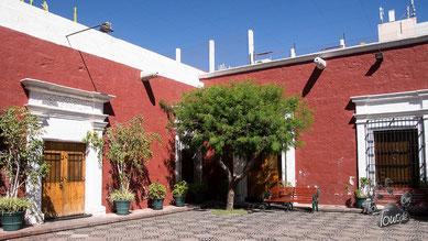 """Museo Santuarios Andinos - leider war """"Juanita"""" kamerascheu..."""