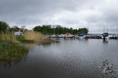 Hafen von Sundbyholm