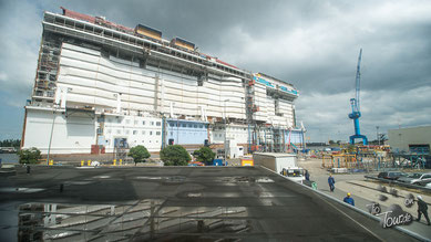Papenburg - die Meyer-Werft