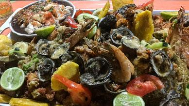 Marisco-Platte des La Ramada - Las Peñas