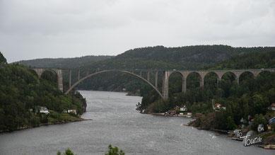 Die alte Svinesundbrücke