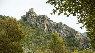 Château d'Entrevaux