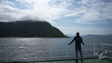 Fähre über den Tysfjord