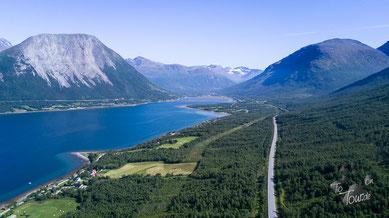 Unterwegs nach Gryllefjord