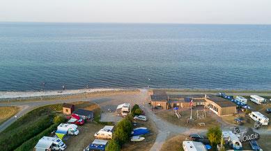 Geltinger Bucht, Camping Ostseesonne