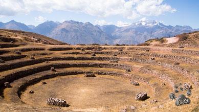Inka-Anlage Moral