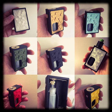beehive v2, beehive, BeeHive bf, Handcheck, bf, box bottom feeder, box meca bf, squonker mod, frenchtech, modbox bf
