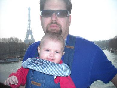 """Im """"Känguru"""" mit Papi hat Emily Paris kennen gelernt!"""