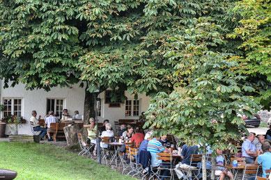 hirnsdorf biergarten
