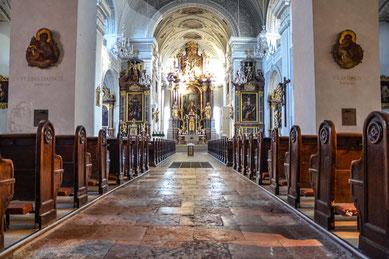 Pfarrkirche Traunstein