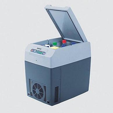 Beste Kühlbox: Waeco Tropi Cool TC 21 thermoelektrische Kühlbox, 12/24/230-Volt-Anschluss, 20 Liter, A++