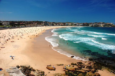 Sydneys Bondi Beach