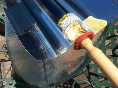 Vegan Grill Sommer Solar