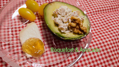 Roquefort & Avocado