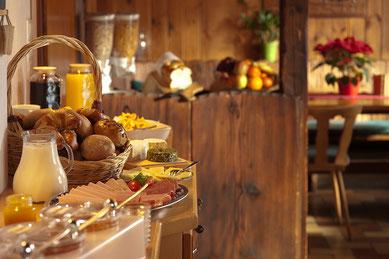 Frühstück Harzer Luchse