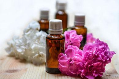 Aromaöltherapie, ätherische Öle